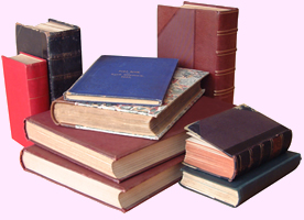 Historic Book Records