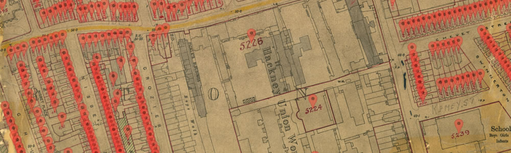 Hackney Landowner and Occupier records and the Highwayman's Inn
